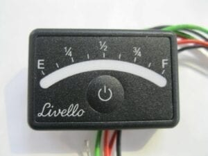 Level 9 LED-Anzeige